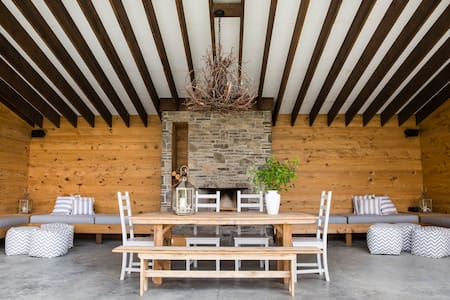 The Barnhouse, Ghent, NY - Ghent - Haus
