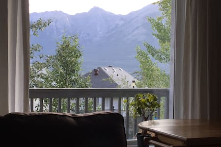 Basement Suite with Amazing Views - Canmore - Apartment