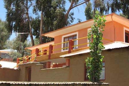 Chaska Wasi Amantani - Ház