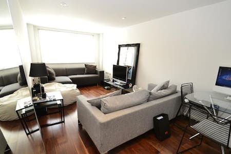 Zone 1 flat close to Liverpool St