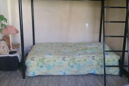 Grande chambre confortable - Dom