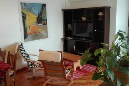 Nice aptm at the audiovisual area - Appartamento