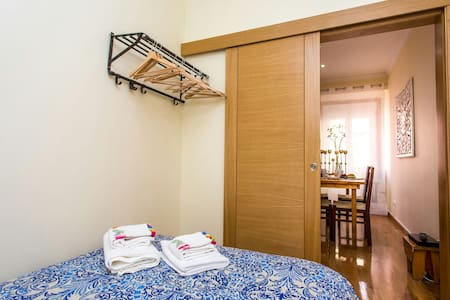 Double Bedroom Lisbon - Lisboa - Appartamento