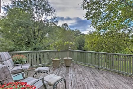 2BR Scottsville Cottage w/12 Private Acres! - Scottsville - Egyéb