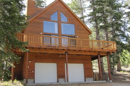 Lake View Mountain Cabin - Ev