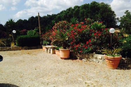 Abitazione Salento con caminetto - Santa Cesarea Terme - Maison