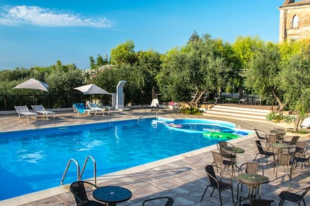 Apartment with 2 bedrooms and terrace - Mirto
