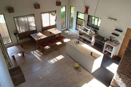 Casa Mendwrua - Tofinho - Tofo Beach - Casa