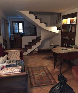 maison de village - Bastelica - Hus