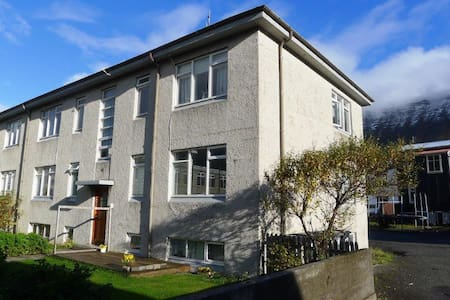 Nice apartment near town center. - Ísafjörður - Appartement