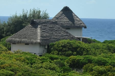Bush Villa with Sea View - Tofo Beach - Bed & Breakfast