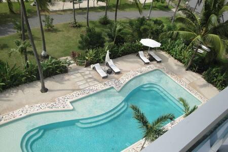 La mejor vista al mar del puerto - Puntarenas - Apartment