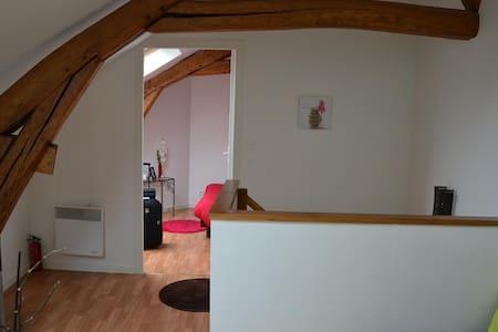 Logement meublé chez l'habitant - Linas - Ev