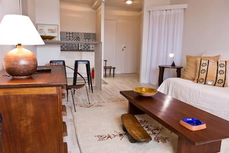 studio neuf, hyper-centre, plage/commerces à 100m - Apartment
