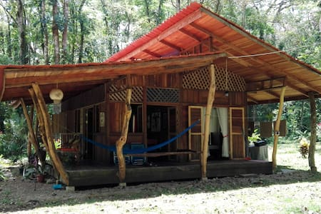 Private Bedroom in Jungle Cabin - Puerto Viejo de Talamanca - Cabin