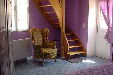 Chambre n°2 - Bed & Breakfast