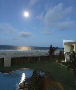 Vilas na Praia Residence aparthotel - Canoa Quebrada - Lyxvåning