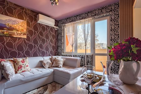 Modern apartment near the city cntr - Plovdiv - Appartamento