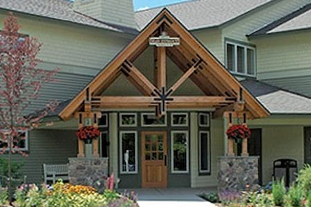 Vermont-Smugglers Notch 3 BR Presidential Rental - Cambridge - Timeshare