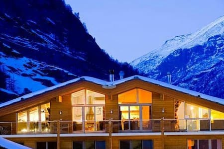 Chalet 5BD with Amazing Views - House