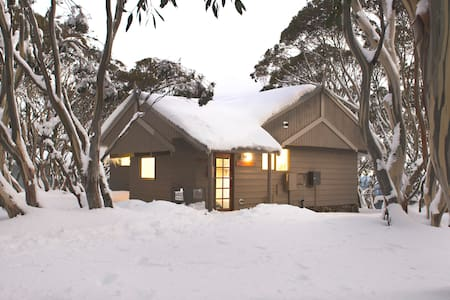 Central Chalet! Walk to Lifts - large room - Chalet