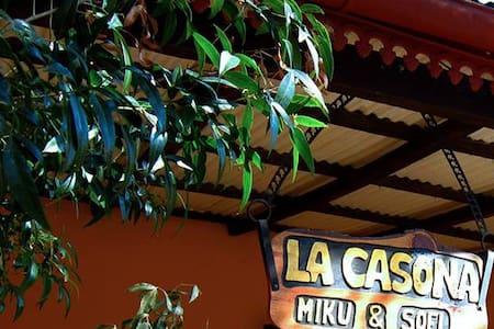 """La Casona """"Miku&Sofi"""" en Tanti - Tanti - Pis"""
