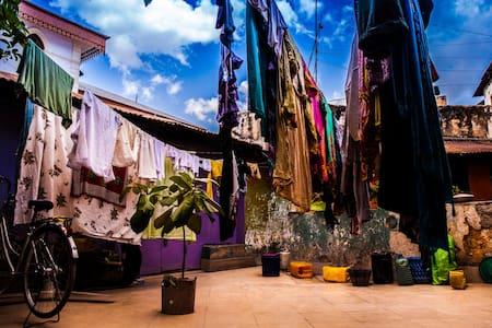 Kiponda Cultural Appartment (RoomKiloko) - Zanzibar Town - Apartment
