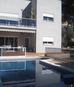 Villa luxe, 5 mn andando hasta La Mora Playa - Tarragone