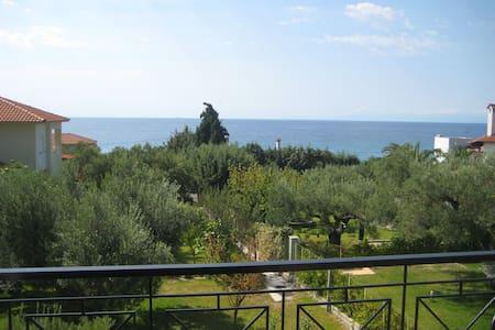 Petradaki Apartments -Mola Kaliva - Bed & Breakfast