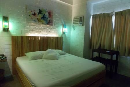 Eco-friendly Room Near Alona Beach Bohol - Panglao