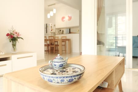 Cozy APT close to sea word/shekou ferry/sz bay - Shenzhen - Lägenhet