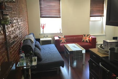 Cozy Apt. Just off South St! - Daire