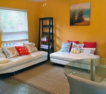 NEW! Light Modern Home Walk 2 Beach, Atl. Ave - House