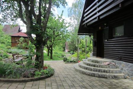Cozy holliday house near Cerknica Lake - Celé patro