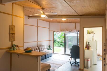 Self-Contained cabin - Cabin