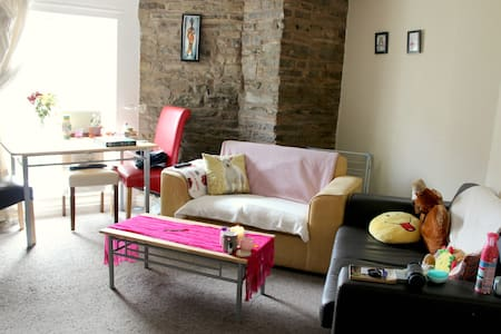 Cosy flat in heart of Manchester±