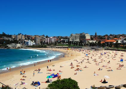 Bondi Coogee beach-side paradise - Bed & Breakfast
