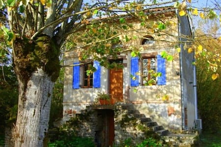 Romantic cottage for 2 - Cordes-sur-Ciel - House