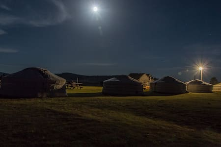 Mongol Ujin Tour Camp, Nomadic Culture Center - Apartment