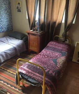 Outdoor Living - Indoor Sleeping - Springville - House
