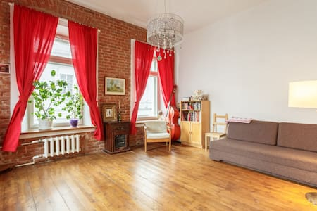 A fantastic flat in central Moscow