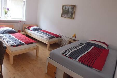 19 m² Zimmer in Kassel Bettenhausen - Talo