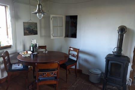 Petterson-Häuschen im Grünen, Alleinlage - Hus