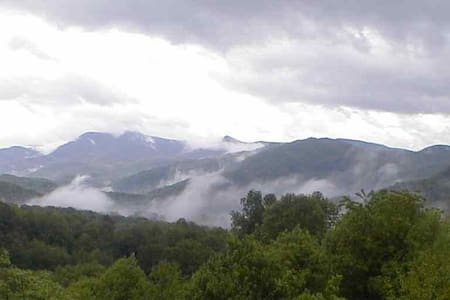 Beautiful Smoky Mountain Home 2/2 BB Amazing View - Sylva - Σπίτι