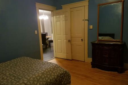 1st floor room key-less access, book the same day! - Worcester - Pis