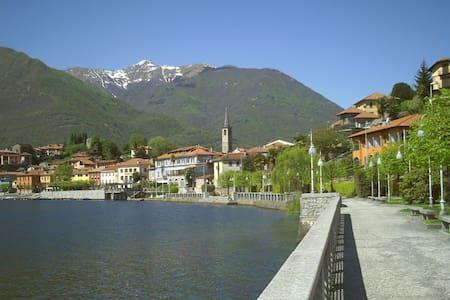 Room Mansarda Lake Mergozzo - Bed & Breakfast