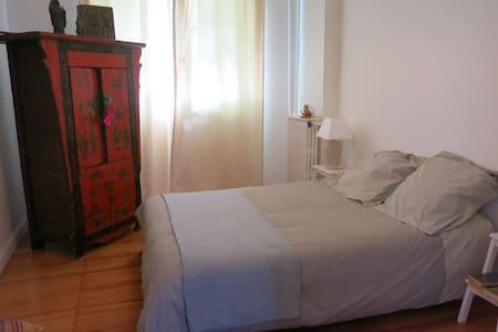 Chambres dans résidence calme - Lejlighed