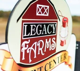 Legacy Farms Event Center - Bed & Breakfast