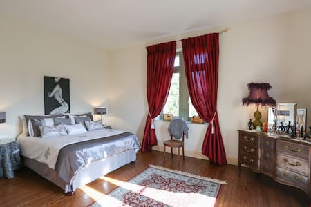 Medoc Room - Chateau Le Lout - Le Taillan-Médoc - Bed & Breakfast