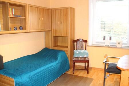 Einzelzimmer Muschel am Strand - Bed & Breakfast